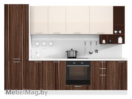 Прямая кухня Кухня Pratico 3000-5
