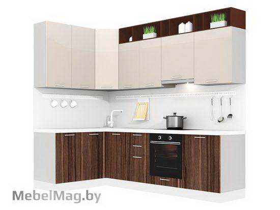 Угловая кухня Кухня Pratico 1500х2700-5