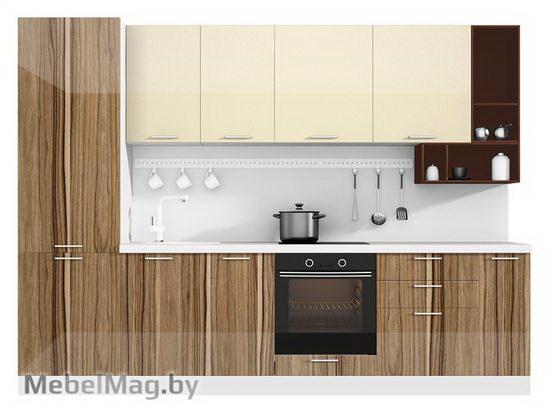 Прямая кухня Кухня Lacatto 3000-3