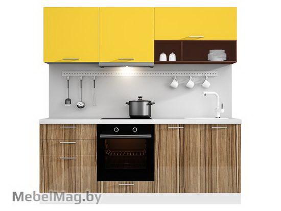 Прямая кухня Кухня Lacatto 2100-4