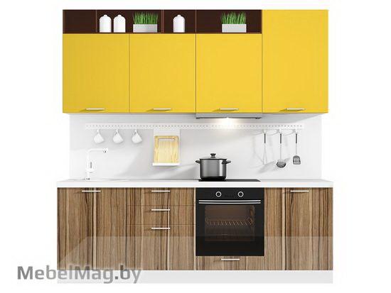 Прямая кухня Кухня Lacatto 2400-4