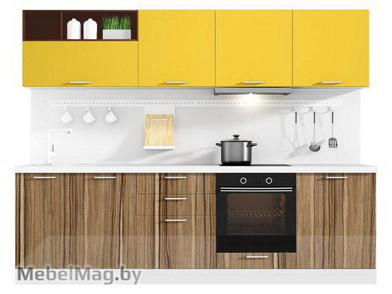 Прямая кухня Кухня Lacatto 2700-4