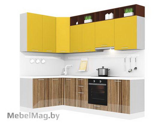 Угловая кухня Кухня Lacatto 1500х2700-4