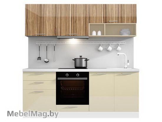 Прямая кухня Кухня Lacatto 2100-5