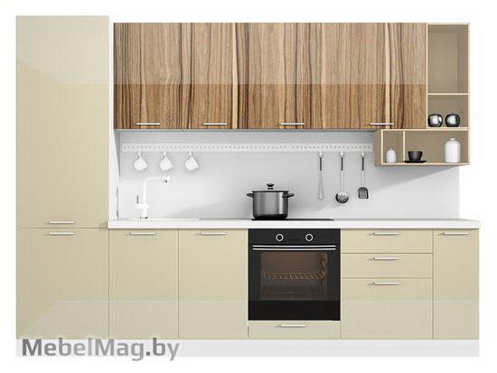 Прямая кухня Кухня Lacatto 3000-5