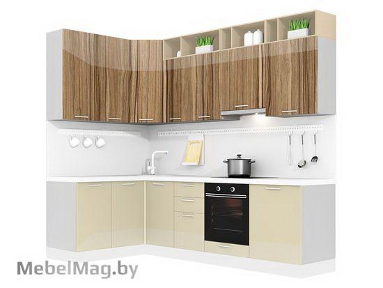 Угловая кухня Кухня Lacatto 1500х2700-5
