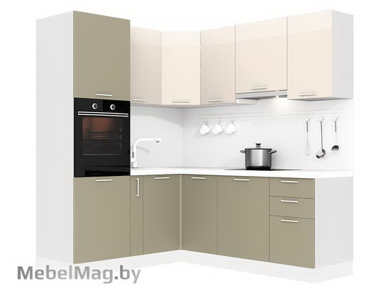Кухня Brillo 1800х2100-4