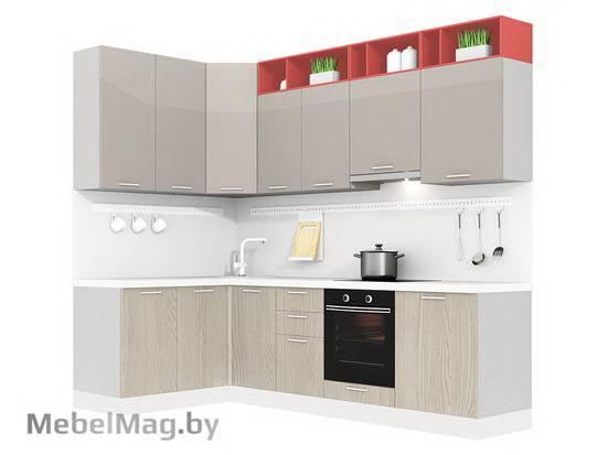 Угловая кухня Кухня Brillo 1500х2700-5