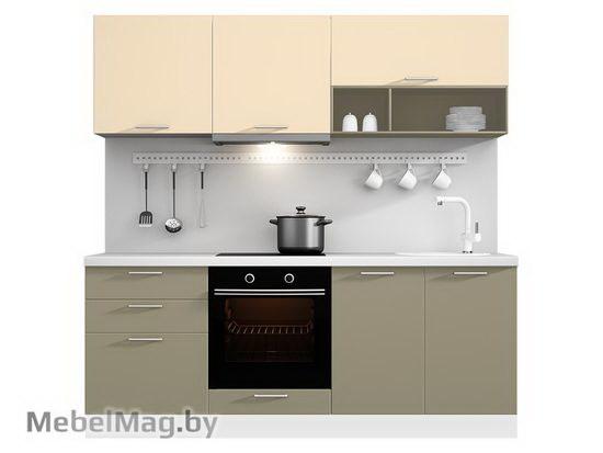 Прямая кухня Кухня Colore 2100-3