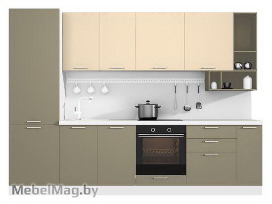 Прямая кухня Кухня Colore 3000-3