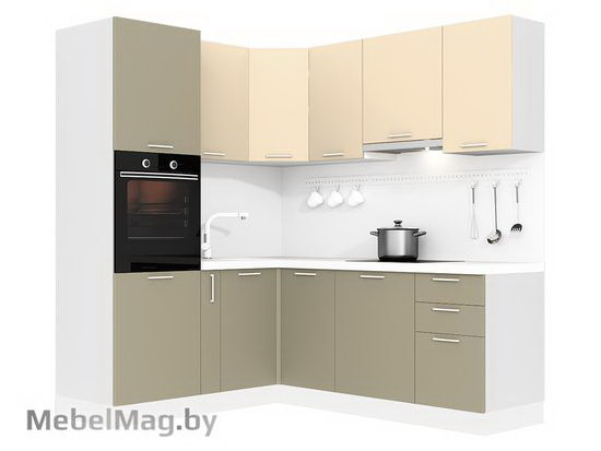Кухня Colore 1800х2100-3