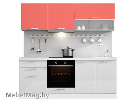 Прямая кухня Кухня Colore 2100-4