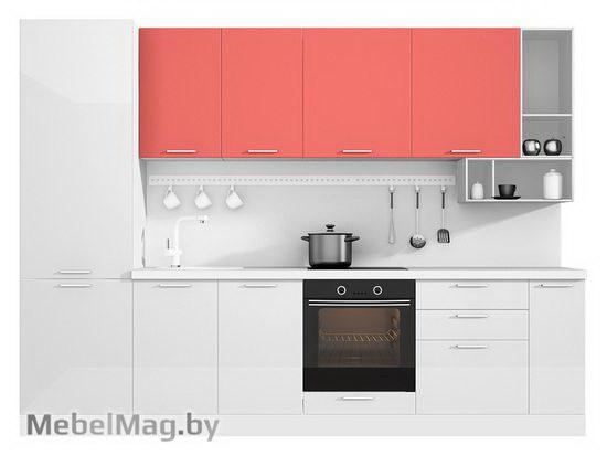 Прямая кухня Кухня Colore 3000-4
