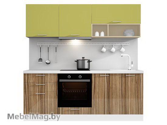 Прямая кухня Кухня Colore 2100-5
