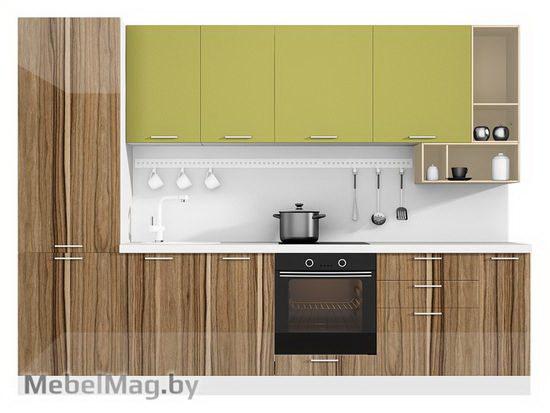 Прямая кухня Кухня Colore 3000-5