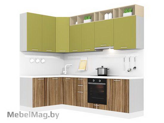 Угловая кухня Кухня Colore 1500х2700-5
