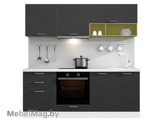 Прямая кухня Кухня Tela 2100-3