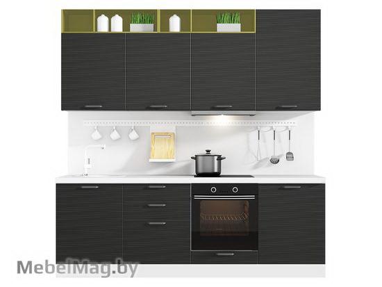 Прямая кухня Кухня Tela 2400-3