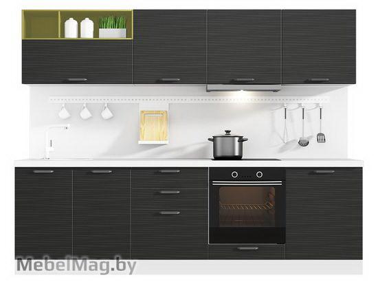 Прямая кухня Кухня Tela 2700-3