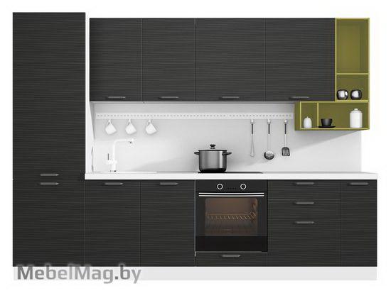Прямая кухня Кухня Tela 3000-3