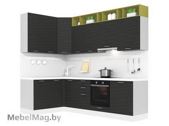 Угловая кухня Кухня Tela 1500х2700-3