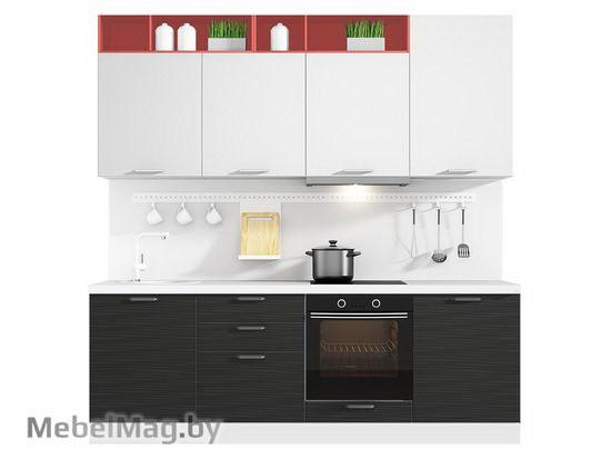 Прямая кухня Кухня Tela 2400-4
