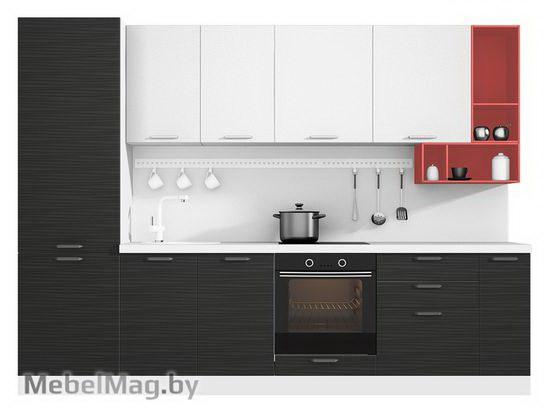 Прямая кухня Кухня Tela 3000-4