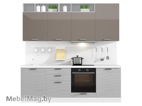 Прямая кухня Кухня Tela 2400-5