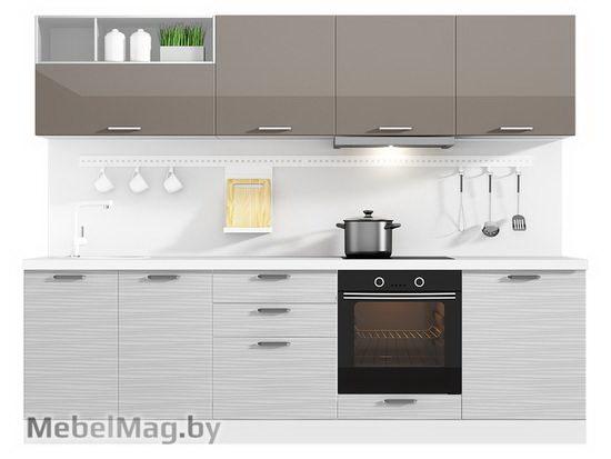 Прямая кухня Кухня Tela 2700-5