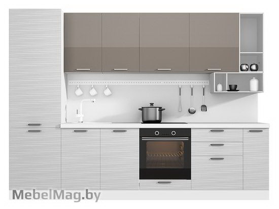 Прямая кухня Кухня Tela 3000-5