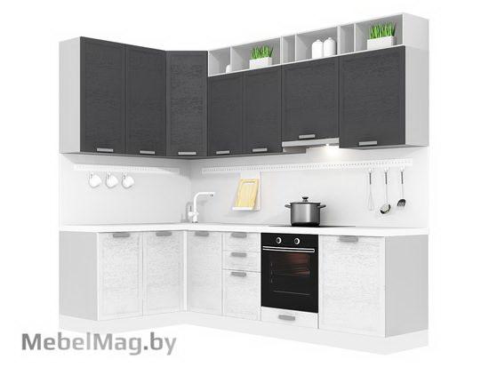 Угловая кухня Кухня Bello 1500х2700-3