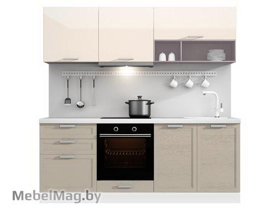 Прямая кухня Кухня Bello 2100-4