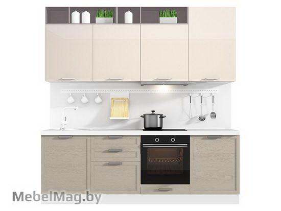 Прямая кухня Кухня Bello 2400-4