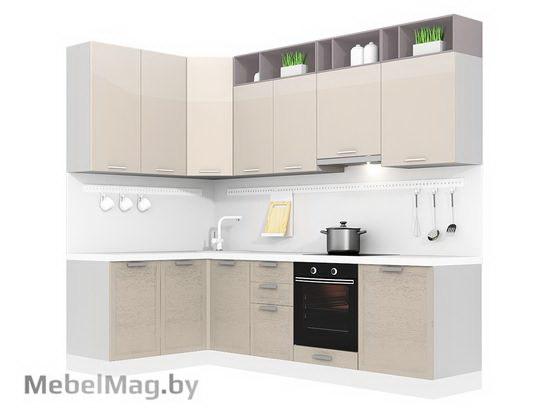 Угловая кухня Кухня Bello 1500х2700-4
