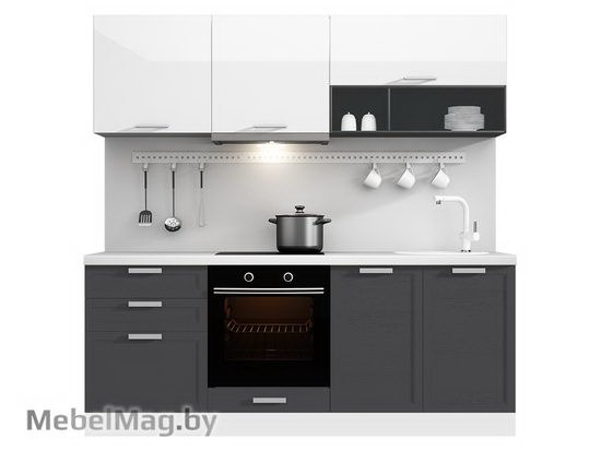 Прямая кухня Кухня Bello 2100-5