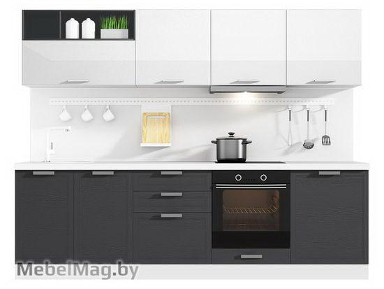 Прямая кухня Кухня Bello 2700-5