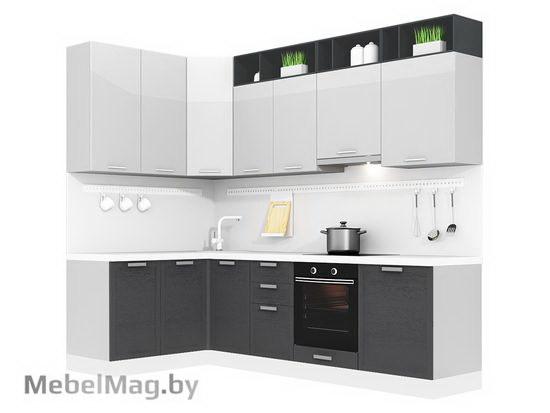 Угловая кухня Кухня Bello 1500х2700-5