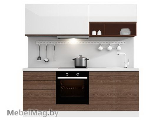Прямая кухня Кухня J-profilo 2100-3