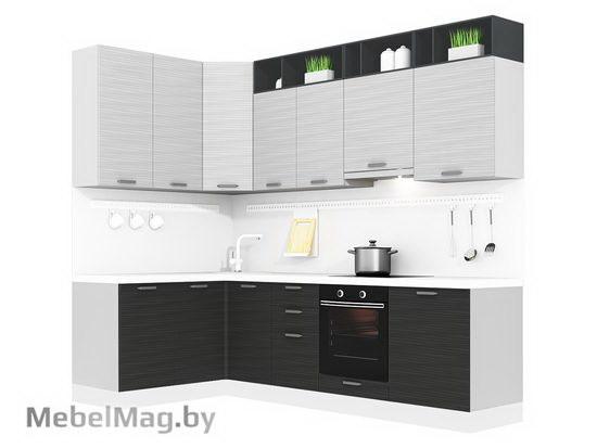 Угловая кухня Кухня Tela 1500х2700-1