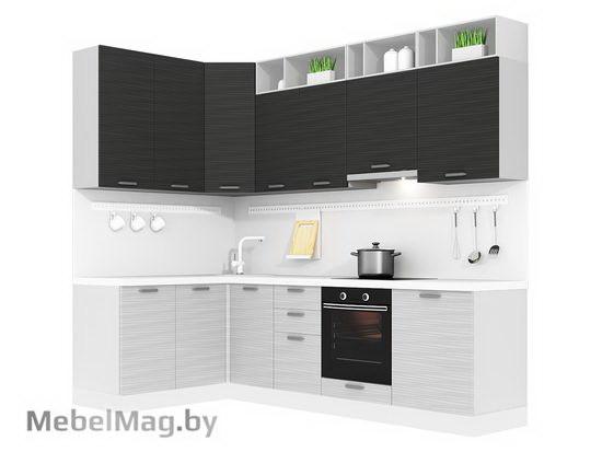 Угловая кухня Кухня Tela 1500х2700-2