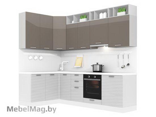 Угловая кухня Кухня Tela 1500х2700-5