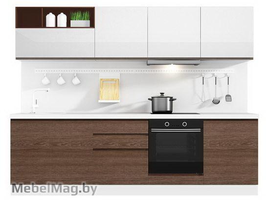 Прямая кухня Кухня J-profilo 2700-3