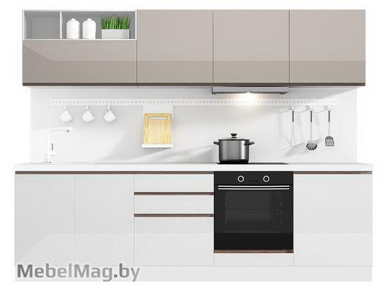Прямая кухня Кухня J-profilo 2700-5