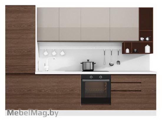 Прямая кухня Кухня J-profilo 3000-1