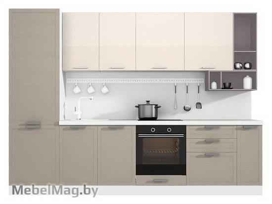 Прямая кухня Кухня Bello 3000-4