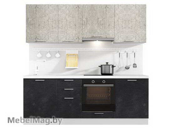 Кухня Plastica 2250-1