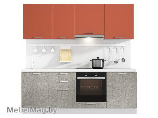 Кухня Plastica 2250-2