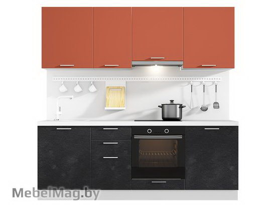 Кухня Plastica 2250-3