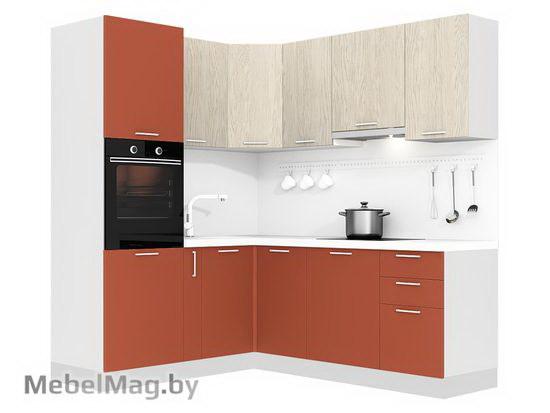 Кухня Plastica 1800x2100-4