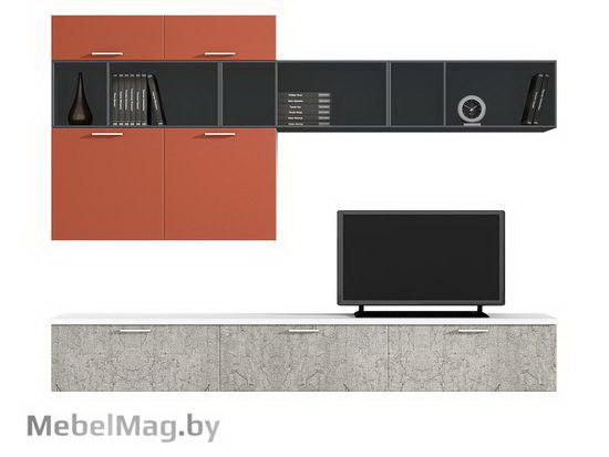 Кухня Plastica 2700-1-2